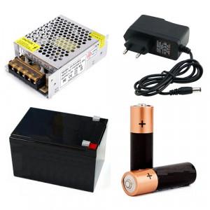 Источники питания и зарядные устройства
