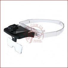 Бинокуляр с подсветкой TH-9203, регулировка фокусировки, компактные