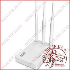 Беспроводной маршрутизатор Netis WF2409E (3 антенны, 4*FE LAN, 1*FE WAN, N300)