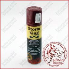 Газ для зажигалки и горелки Storm King 275 мл., очищенный газовый баллон