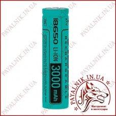Аккумулятор 18650 литиевый Videx 3000mah