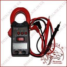 Клещи токоизмерительные Digital DT-399, токовые клещи автоматические
