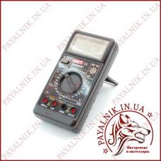 Мультиметр универсальный UNI-T UT-M890F, измеритель емкости, частотомер, вольтметр (made in EC)