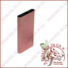 Power bank ASPOR Air Ulrtathin A373 6000mAh (1USB 2.4A) Polimer battery ROSE GOLG