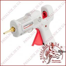 Пістолет клейовий 90Вт, 230В, 215-230°C під стрижні 10.8-11.5мм, 13-30 г / хв. RT-1105
