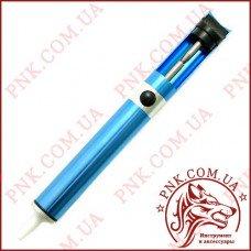 Металический оловоотсос ZD-192A, помповый оловотсос для удаления припоя