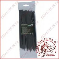 Стяжка кабельная черная 3*200 (2,5*200мм) (100шт)