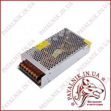 Блок питания 12v 20a 240w IP20 Металлический перфорированный (VST-250-12) (200*109*51)