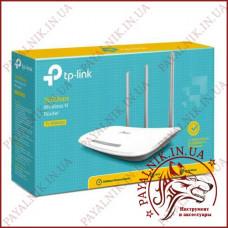 Беспроводной маршрутизатор TP-Link TL-WR845N (N300, 1*Wan, 4*Lan, 3 антенны)